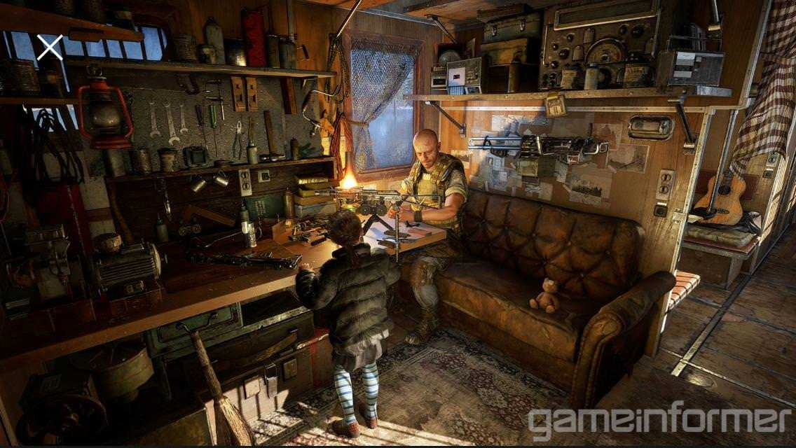 All Anime In One Wallpaper Metro Exodus New Screenshot Showcases Environments And