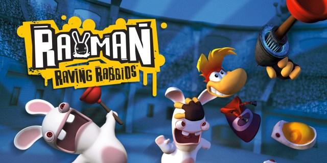 Rayman Raving Rabbids Free Download | GameTrex