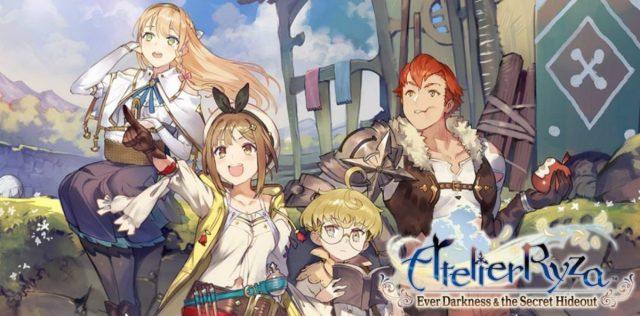 Atelier Ryza: Ever Darkness & the Secret Hideout Free Download   GameTrex