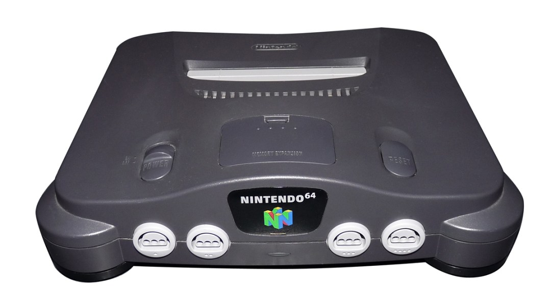 How-to-connect-Hook-Up-Nintendo-64-N64 — Gametrog on
