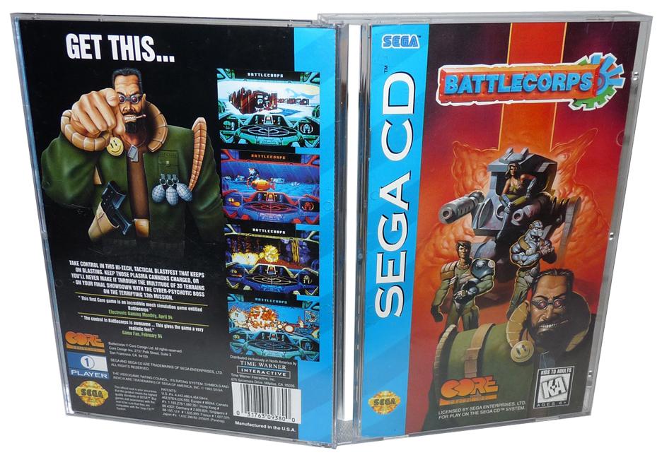 SEGA-CD-Model-1-2-Information-Specs — Gametrog