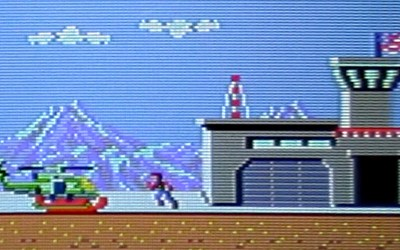 Choplifter for the SEGA Master System – Review