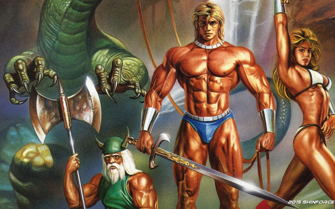 Trog Vlog: Episode 006 – Golden Axe