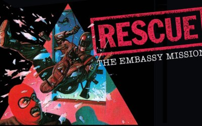 Rescue: The Embassy Mission for the NES – Review