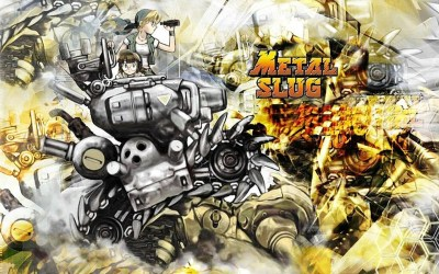 Metal Slug for the Sega Saturn (Import) – Review