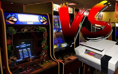 5 Arcade Games that are Better on the NES