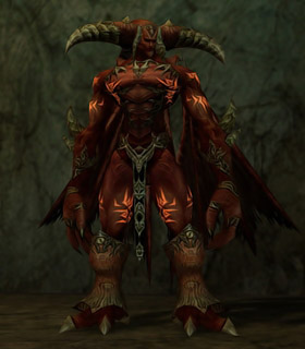 新天堂II透視鏡 怪物(NPC) 血之王