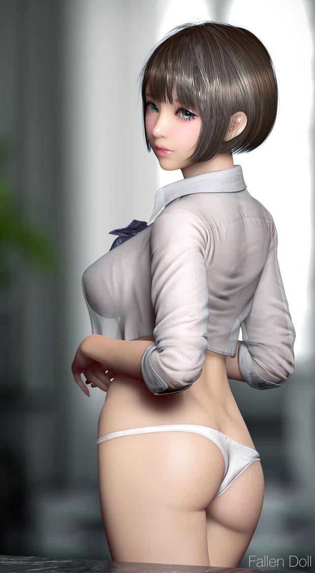 [欧美] 【3D互动/全动态】堕落玩偶女2号 Ver0.21 破·解版★12.29更新【年终更新/新H场景/10G】