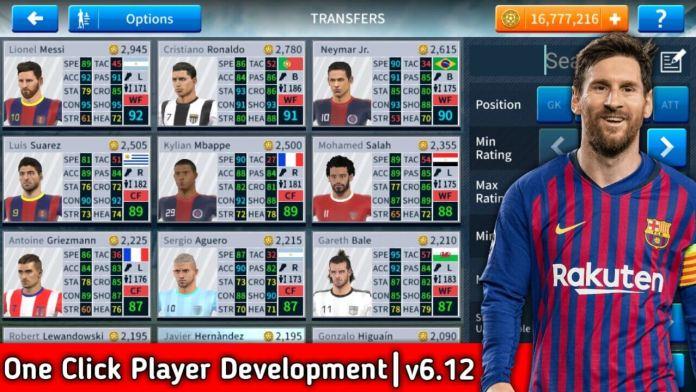 DLS 19 Mod Apk v6.13