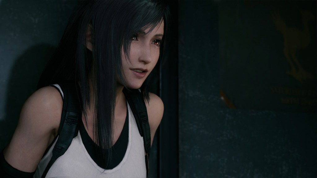 Tifa Lockhart in Final Fantasy VII Remake - Most Beautiful Final Fantasy Female Characters - Hot Lovely Fantasy Girls Anime