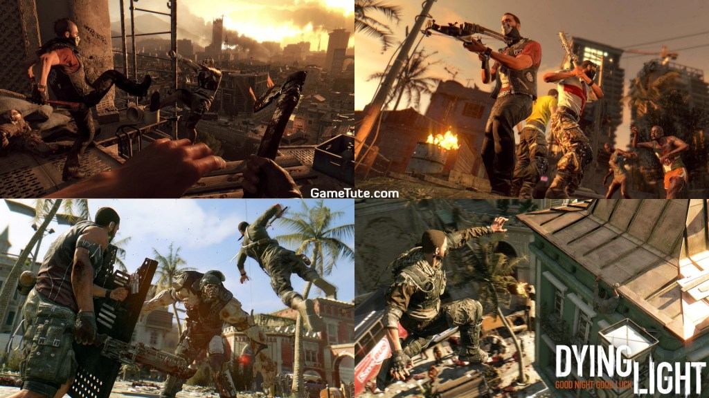 Dying Light - Good Night, Good Luck. Best Zombie Games for PlayStation, Xbox & Windows. Latest Top Rated Horror Games List