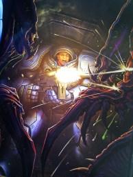 Artbook tout l'art de Blizzard (10)