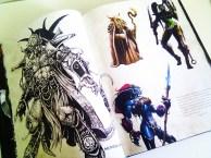 Artbook tout l'art de Blizzard (15)