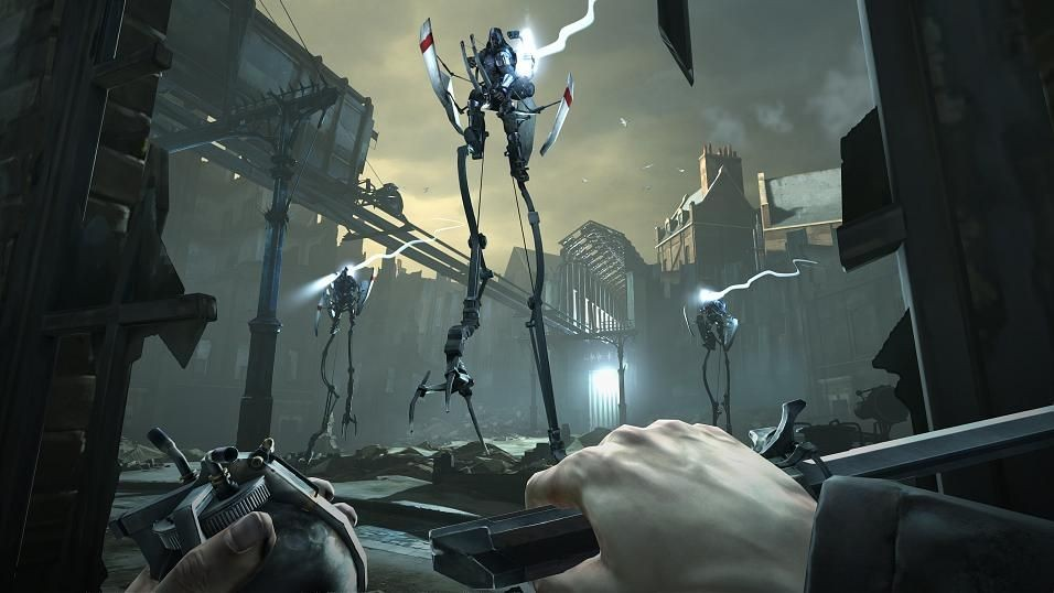 dishonored pc review gamewatcher