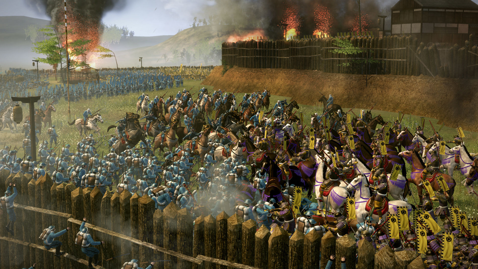 Shogun Total War Total War Shogun 2 Fall Of The Samurai Pc Review