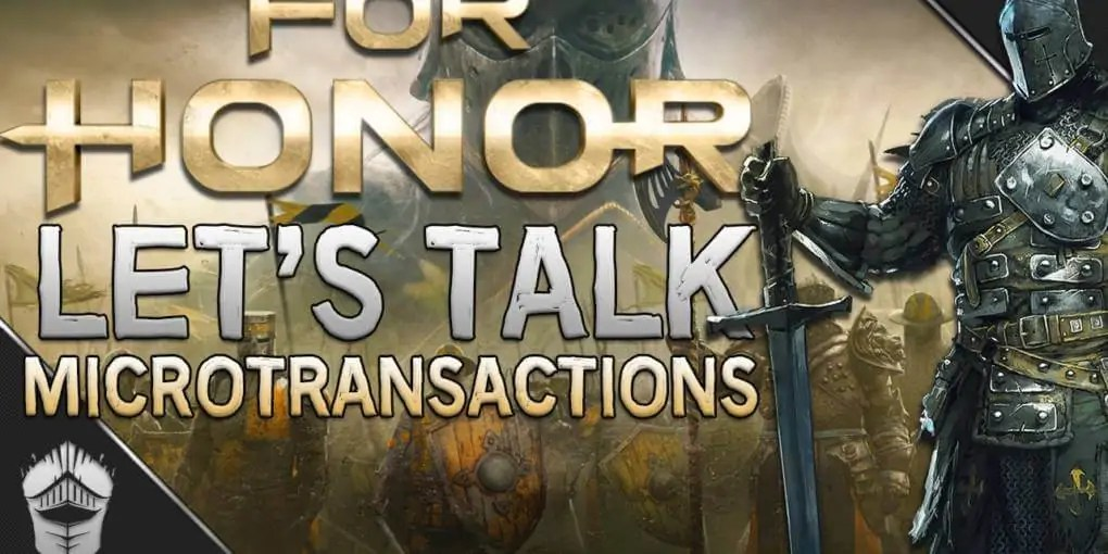 for honor microtransactions killing