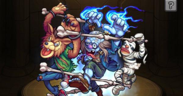【怪物彈珠】恐怖先生的最新評價及適合使用的關卡 - GameWith