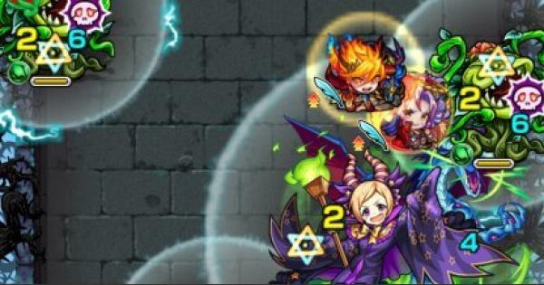 【怪物彈珠】毘沙門天【超絕】關卡攻略及對應角色 - GameWith