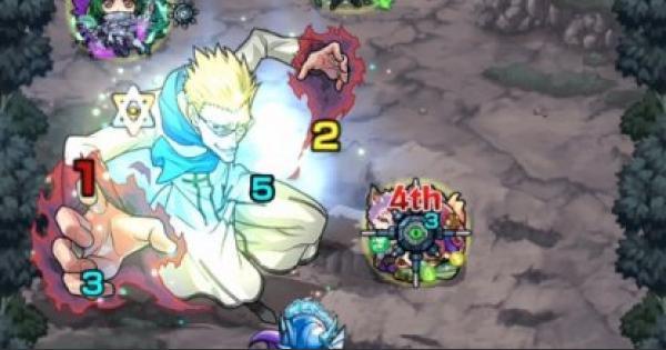 【怪物彈珠】甘舒【極】攻略及推薦角色排行榜|獵人合作 - GameWith