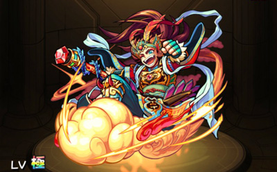 【怪物彈珠】孫悟空(獸神化)的最新評價及適合使用的關卡 - GameWith