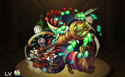 【怪物彈珠】納丘斯(獸神化)的最新評價及適合使用的關卡 - GameWith