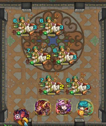 【怪物彈珠】霸者之塔【23階】關卡攻略及對應角色 - GameWith