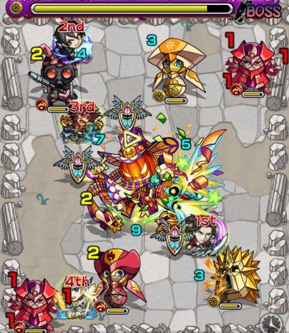 【怪物彈珠】傑克【究極】關卡攻略及對應角色 - GameWith