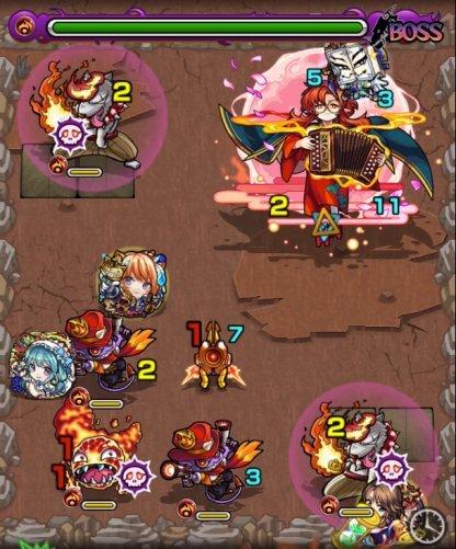 【怪物彈珠】瀧廉太郎【究極】關卡攻略及對應角色 - GameWith