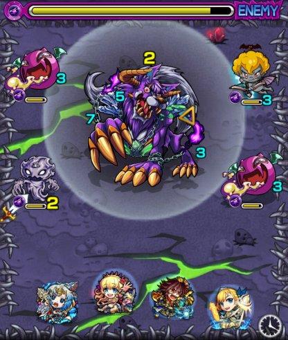 【怪物彈珠】比傑拉【究極】關卡攻略及對應角色 - GameWith