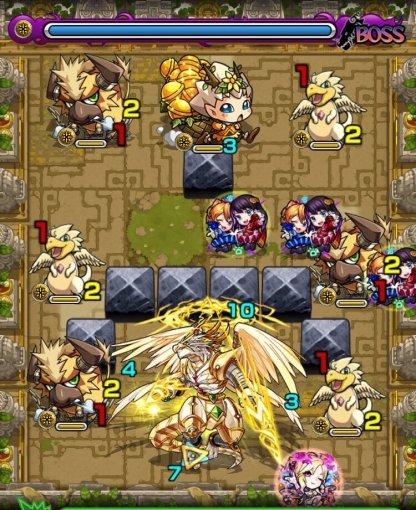 【怪物彈珠】光明神殿【時之間2】攻略及推薦角色排行榜 - GameWith