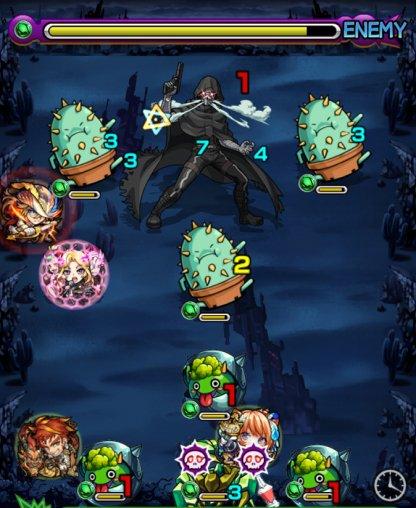 【怪物彈珠】死槍【究極】攻略及推薦角色排行榜|SAO合作 - GameWith