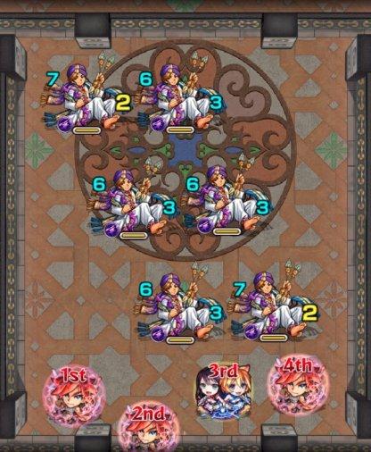 【怪物彈珠】裏霸者之塔 西【23層/闇】關卡攻略及對應角色 - GameWith