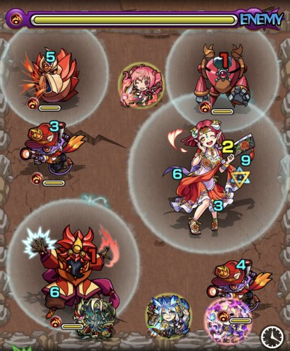 【怪物彈珠】夜叉女【究極】關卡攻略及對應角色 - GameWith