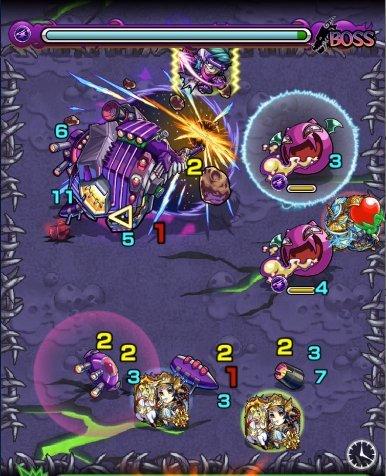 【怪物彈珠】宇宙鯨魚 杰貝托【究極】關卡攻略及對應角色 - GameWith