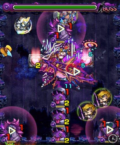 【怪物彈珠】月讀迴【超絕・迴】關卡攻略及對應角色 - GameWith