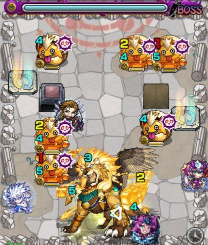 【怪物彈珠】斯芬克斯【激究極】關卡攻略及對應角色 - GameWith