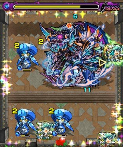 【怪物彈珠】霸者之塔【22階】關卡攻略及對應角色 - GameWith