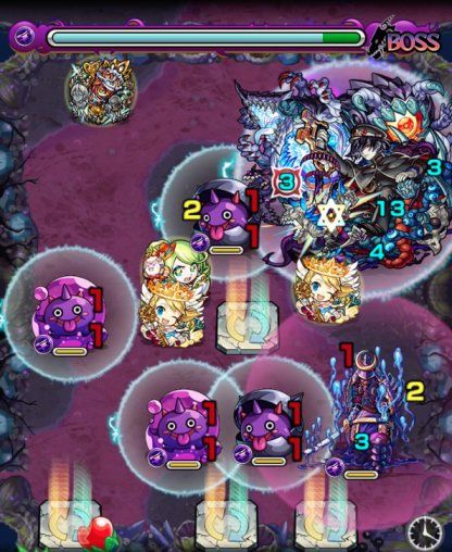 【怪物彈珠】黃泉【爆絕】關卡攻略及對應角色 - GameWith
