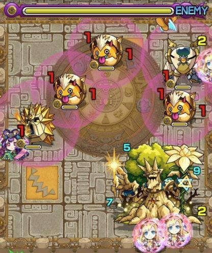 【怪物彈珠】光明神殿【時之間1】攻略及推薦角色排行榜 - GameWith