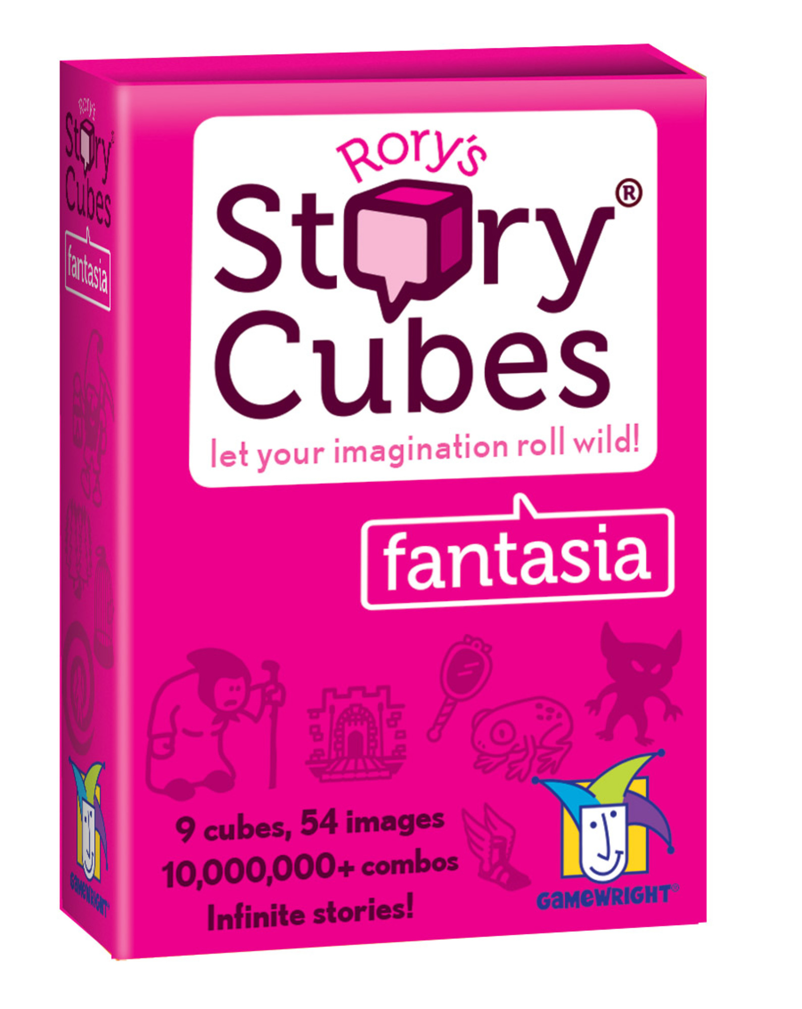 Rory S Story Cubes R Fantasia