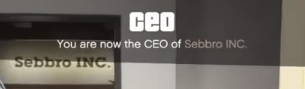 CEO successfully registred