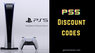 ps5 discount codes