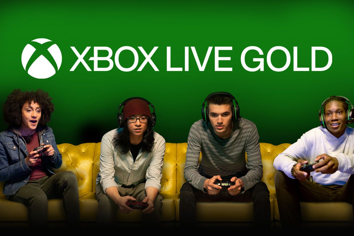 Microsoft Reversed the Xbox Live Gold Price