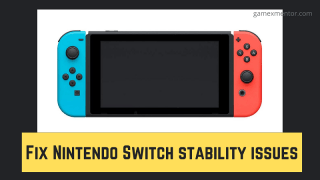 Fix Nintendo Switch stability issues