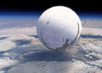 Imagine quanto tempo essa bola de neve ficou girando até chegar nesse tamanho.