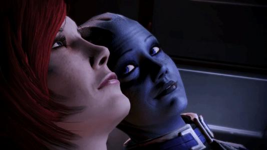 Shepard Liara