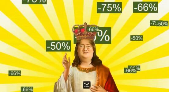 Gabe Steam Sale