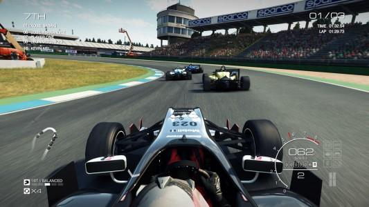 Edel-Racer: Die Grafik ist für die PS3 und Xbox 360 wirklich richtig gut!