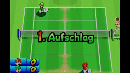 Mario Power Tennis 3