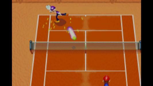 Mario Power Tennis 4